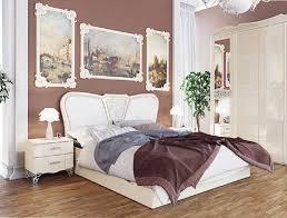 feldmann wohnen schlafzimmer set sofie set 3 tlg 1 bett mit bettschubkästen lattenrahmen 2 nachtkonsolen liegefläche 160 x 200 cm