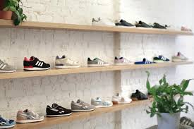 pam pam the uk u0027s first women only trainer shop opens in london