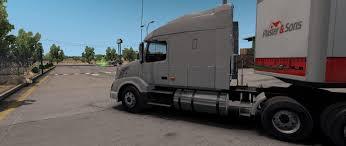 100 Truck Shop ATS VOLVO VNL TRUCK SHOP V1312B ATS Mod American