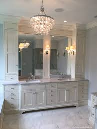 Modern Chandelier Over Bathtub by Chandelier Modern Chandeliers Bathroom Safe Chandeliers
