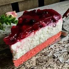 rote grütze torte ein tortentraum mit roter grütze und einer