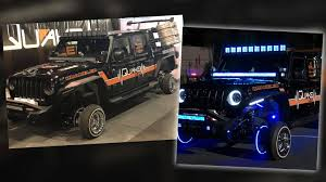 100 Low Rider Truck Rider Jeep Gladiator Might Be The Most Questionably