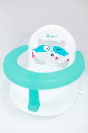 siege de bain beaba badabulle fauteuil de bain pliable racoon pas cher achat vente