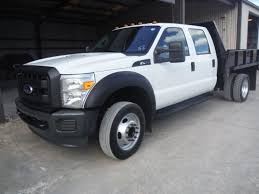100 F450 Truck 2011 FORD XL Flatbed SN 1FD0W4GY9BEC47908