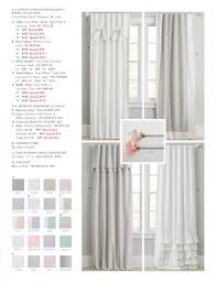 Pottery Barn Curtains 108 by Pottery Barn Kids Pbk August 2017 Page 112 113