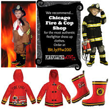 Halloween Costume Round Up - Firefighter Wife