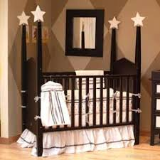 Bratt Decor Crib Skirt by Heritage Baby Crib By Bratt Decor