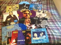 Smashing Pumpkins Vinyl Collection by Thought I U0027d Share My Nirvana Vinyl Collection Nirvana