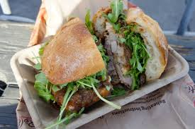 Porchetta Sandwich | Testerfoodblog Oct 29 2015 St Helena Ca Us Left To Right From Top The Panozzos Italian Market Great Porchetta Beef Pronto Caffe Fresh Pasta Plate Vanfoodiescom Cucina A Go Food Truck Niagara Street Eats Columbus Medford Food Truck Is Wellcrafted Dream Homemade Sandwiches With Salsa Verde Crackling For Pig Out Eating Las Vegaseating Vegas Pulled Pork Meat Italian Wedding Porchetta Stock Video Tasty Cooking Arista Alla Our Table If Youre So Over Christmas Turkey Give Your Big Day An