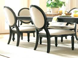 Dining Chairs Leather High Back Curved Room Round Unique Furniture