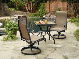 Kmart Jaclyn Smith Patio Furniture by Jaclyn Smith Brookner 3 Piece Bistro Set Outdoor Living Patio