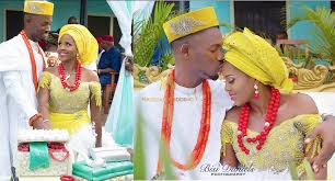 Chino Iweka & Nzewi Nnamaka s Beautiful Igbo Traditional Wedding