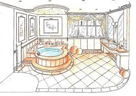 badezimmer interior design badezimmer im französischen stil