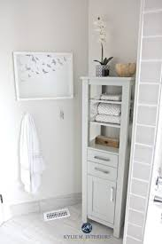 Bathroom Linen Tower Espresso by The 25 Best Bathroom Linen Tower Ideas On Pinterest Bath Linens