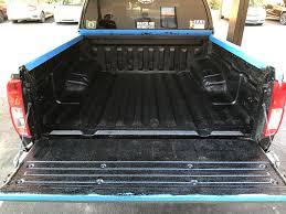 100 Herculiner Truck Bed Liner First Coat Of Completed Nissanfrontier
