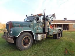 1961 Mack B61 Tow Truck, Ebay Tow Trucks | Trucks Accessories And ...