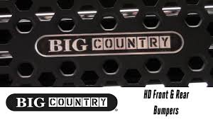 In The Garage™ With Total Truck Centers™: Big Country Truck ...