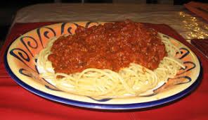 sauce à spaghetti bolognaise recettes du québec