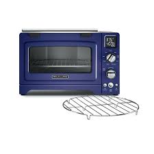 Kitchenaid Toaster Convection Oven W 9 Programmed Functions Cobalt Blue 12