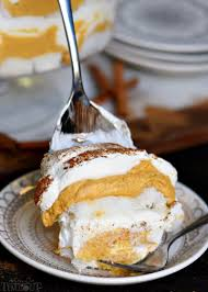 Pumpkin Fluff Recipe Cool Whip by Pumpkin Cheesecake Trifle Recipe Mom On Timeout