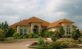 100 Modern Stucco House Modern Brick And Stucco House With Extensive Landscaping And