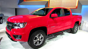 2015 Chevrolet Colorado Z71 Off-Road - Exterior Walkaround - 2013 LA ...