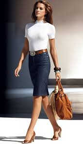 Best 25+ Denim Pencil Skirt Ideas On Pinterest | Jean Pencil Skirt ... Best 25 Denim Skirt Midi Ideas On Pinterest Midi Casual Nineties Dressbarn Skirt 90s Womens Black Pink Dress Barn Customer Support Delivery And Brown Barn Brown Long Size 10 Skirts Size Petite Mother Of The Bride Drses Gowns Dillards Long Khaki Modest Denim Skirts Boot Purple Pencil Yes Humanoid Jersey Cave Peep Toe Bootie Shopping Pairing Tops With Femalefashionadvice