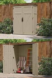 Rubbermaid Roughneck Medium Vertical Shed by Optional Shelving Units Fit A Wide Range Of Suncast Sheds To Help