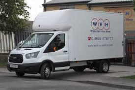 Worksop Van Hire Luton Boxed Van, Van Rental In Nottinghamshire, Van ...