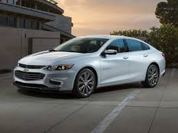Used One-Owner 2018 Chevrolet Malibu LT 1LT Near Stillwater, OK ...