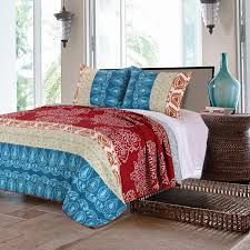 Greenland Home Bedding by Greenland Home Fashions Stella Quilt Set Hayneedle