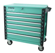 Super Deal On Sunex 8057XTGERTIE Premium Full Drawer Service Cart ...