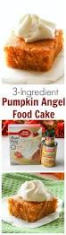Pumpkin Fluff Weight Watchers Dessert Recipe by 25 Best Angel Food Cake Desserts Ideas On Pinterest Strawberry