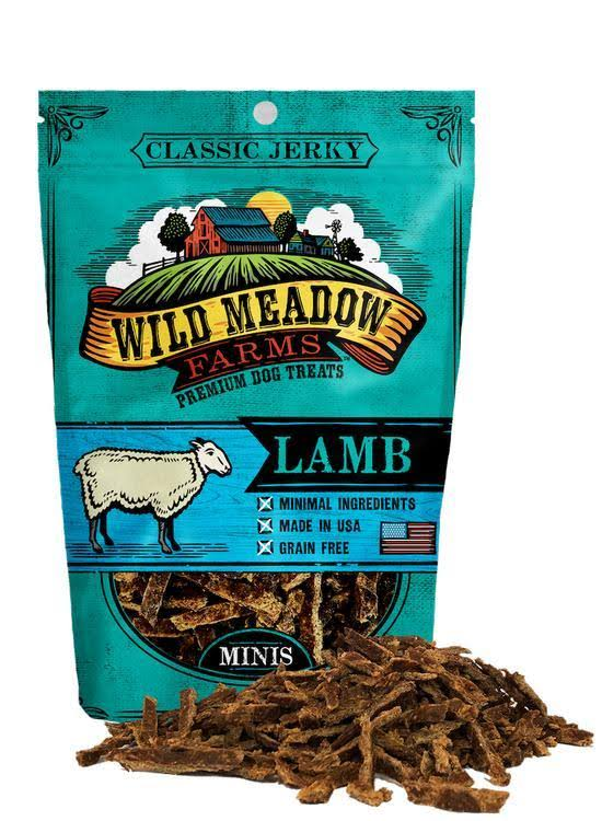 Wild Meadow Farms Wild Meadow Classic Jerky Bites Dog Treats