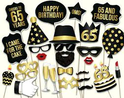 65th birthday party ideas for men google search party