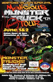 June 1 Monster Truck - Wenatchee Valley's Super Oval Monster Trucks 2018 Coffs Harbour Function Centre Showgrounds Jam Truck Show Discount Tickets Coming To Tacoma Dome In Win Toronto I Dont Blog But If Did State Farm Stadium Thrdown Events Photos Videos 20 Things You Didnt Know About Monster Trucks As Comes Traxxas Monster Truck Crown Complex No Limits Featuring Bigfoot Salem Va 24153 Page 3 Jamst Louis Kids Out And About St Monstertruck Poster