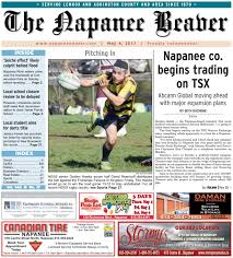 Ivan Bowen Dresser Trap Rock by Napanee Beaver May 4 2017 By The Napanee Beaver Issuu