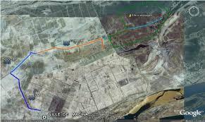 bureau d etude topographique memoire etudes d avant projet détaillé de l aménagement