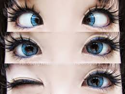 Theatrical Contacts Prescription by 176 Best Colored Contact Lenses Images On Pinterest Colored