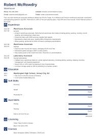 Warehouse Resume: Sample And Complete Guide [+20 Examples] Warehouse Skills To Put On A Resume Template This Is How Worker The Invoice And Form Stirring Machinist Samples Manual Machine Example Profile Examples Unique Image 8 Japanese 15 Clean Sf U15 Entry Level Federal Government Pdf New By Real People Associate Sample Associate Job Description Velvet Jobs Design Titles Word Free