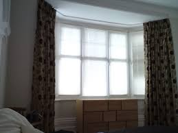 ceiling mounted bay window curtain track integralbook com