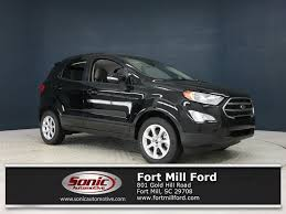 New Ford Vehicles For Sale   Ford Dealer Near Charlotte   Fort Mill SC