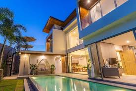 100 Houses In Phuket 3 Bedroom Mountain Views Pool Villa For Sale In Cherng Talay