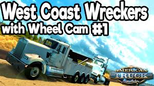 West Coast Wreckers - American Truck Simulator Ep.1 - Tow Truck ... Ford Wreckers Perth Cash For Clunkers Trucks Suvs East Penn Carrier Wrecker Welcome To World Truck Towing Recovery 1988 Mack Cs300 Stock 7721 Details Ch Parts New 2017 Peterbilt Body For Sale In Smyrna Ga Used Phoenix Just And Van Scania 420 Lastvxlare Tridem Tow Year Soltoggio Auto Recyclers 12 Mckinnon Tow Truck Fleet Com Sells Medium Heavy Duty Quick Car Removal Gleeman Wrecking