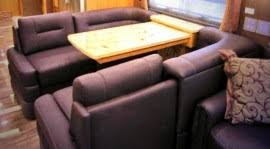 Rv Dinette Marine Custom Furniture Yacht Boat