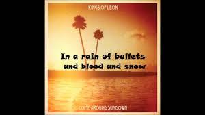 100 Pickup Truck Kings Of Leon Lyrics Pony Up Lyrics YouTube