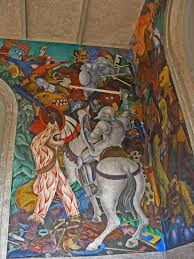 Famous Mexican Mural Artists by Diego Rivera Mural In The National Palace Mexico City Diego