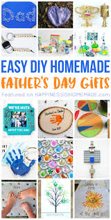 Fathers Day Is Just Around The Corner And Theres Nothing More Special Than Homemade Gifts Weve Rounded Up Over Twenty Of Very Best
