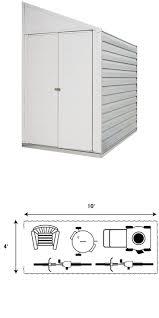 Arrow Storage Sheds Menards by Top 25 Best Metal Storage Buildings Ideas On Pinterest Metal