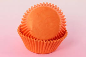 Details About 2 Standard Cupcake Liner Muffin Baking Cup Solid Orange Lot Size1001000